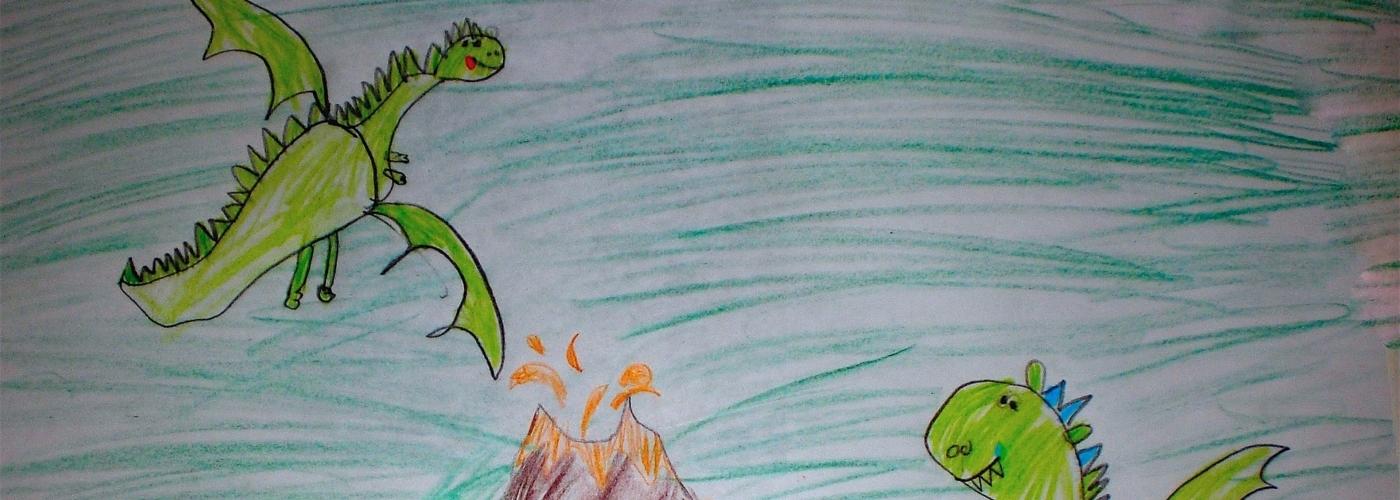 Kinder fördern mit Märchenzeichnungen