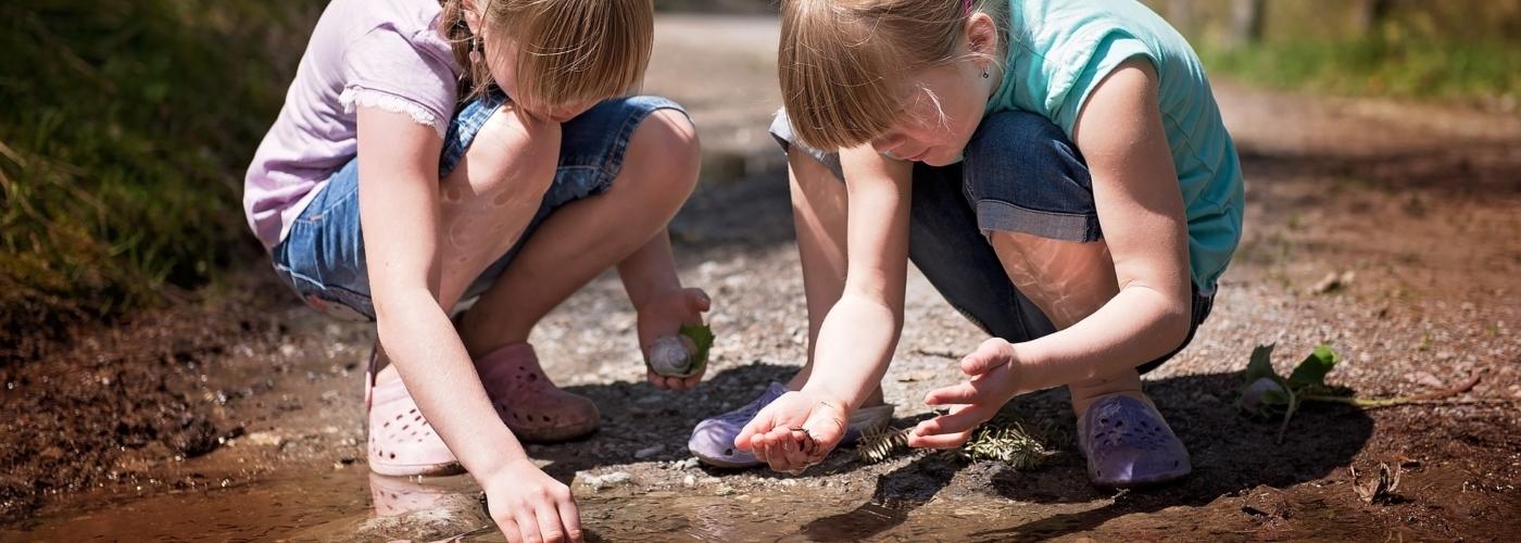 Kinder lernen durch Geschichten